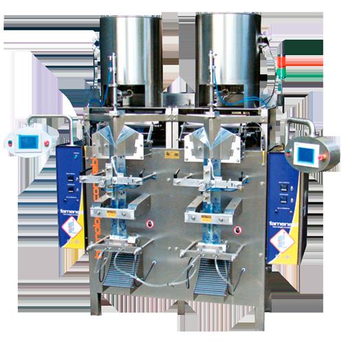 EL-DOBLE 50 Envasadora automática para líquidos