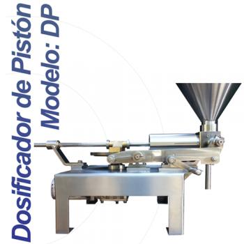 DP - Dosificador de Pistón Mecánico