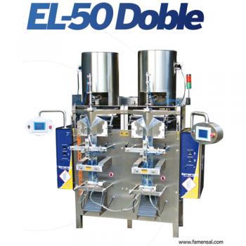 Envasadoras Automáticas - Líquidos - El-50 Doble