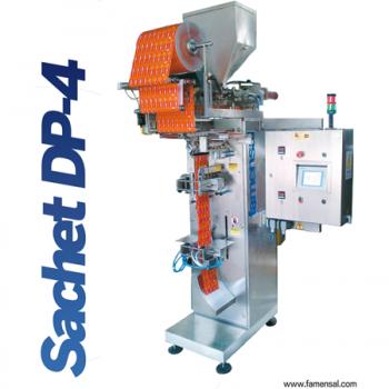 Envasadoras Automáticas - Líquidos - Sachet DP-4