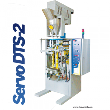 Envasadoras Automáticas - Polvos - Servo DTS-2